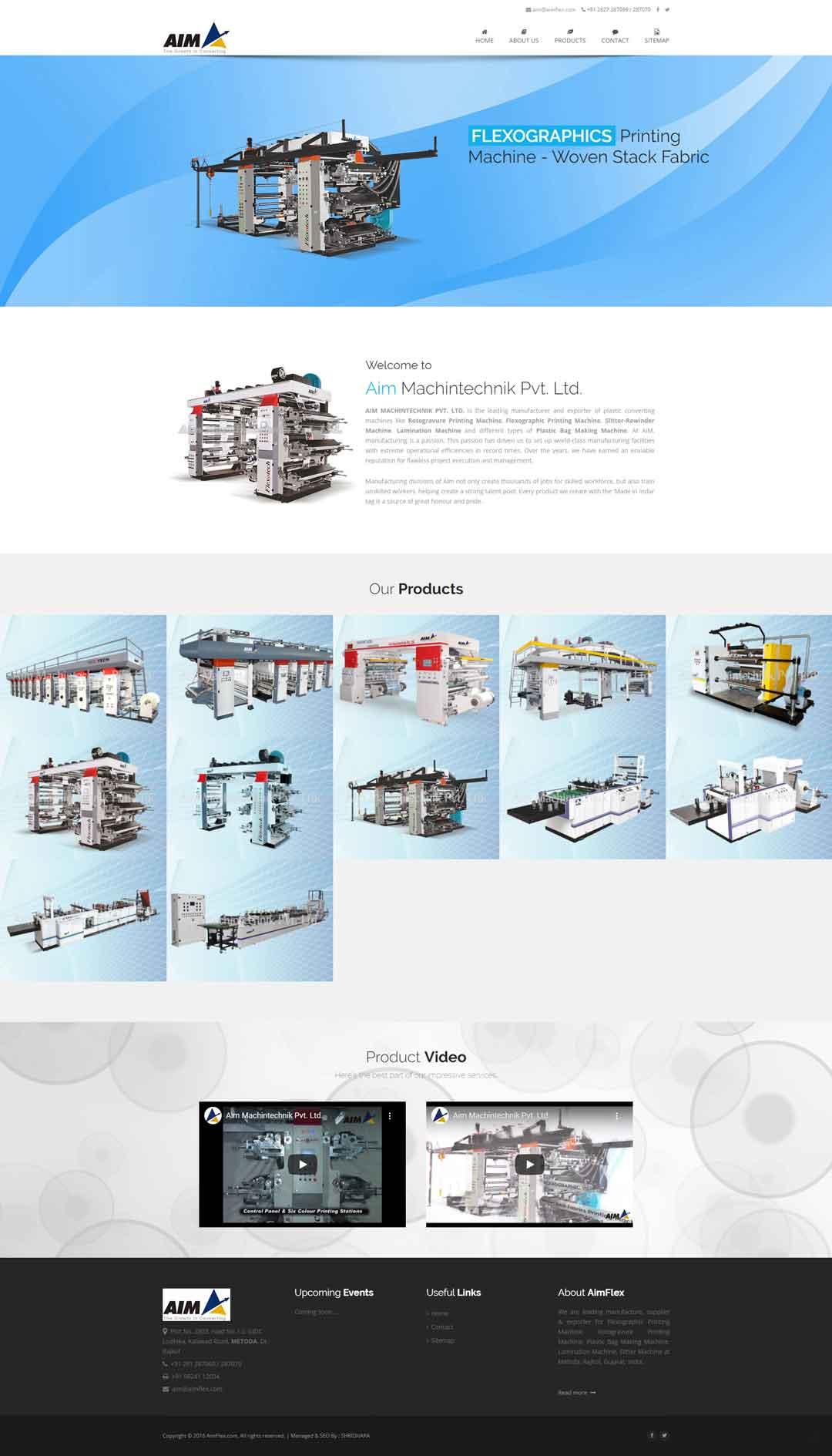 Website Development, Gandhinagar, Gujarat, India
