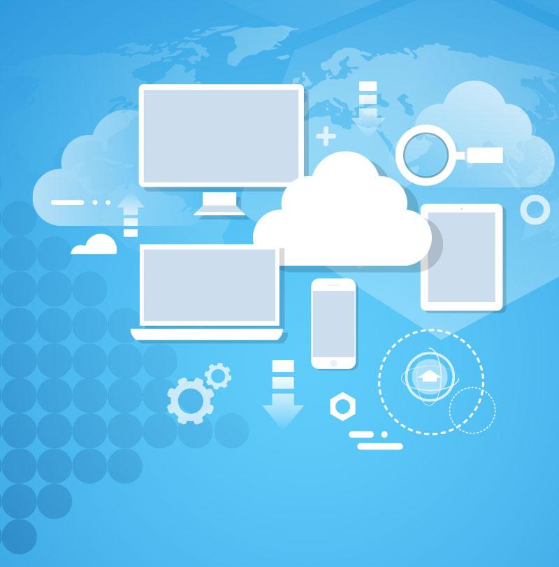 Cloud Web Hosting Service, Rajkot, India