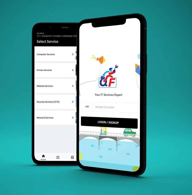 Mobile Application Development, website promotion Company